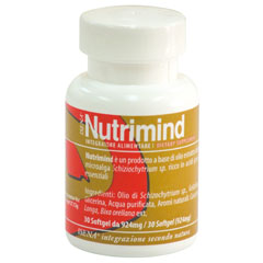 Nutrimind - 30 cps molli-0