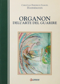 Organon dell'arte di guarire-0