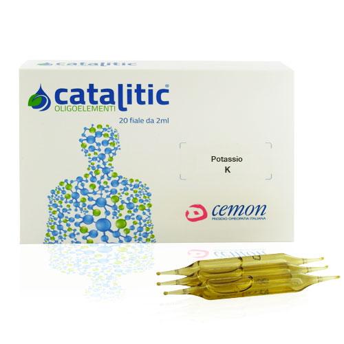 Potassio (K) oligoelemento - Cemon